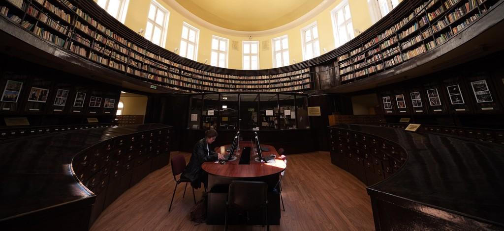Sofia University Library